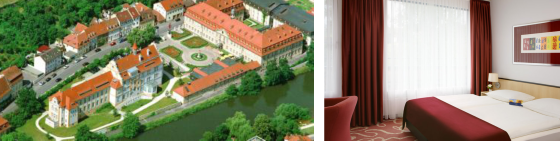 Welcome Residenzschloss and Kongresshotel